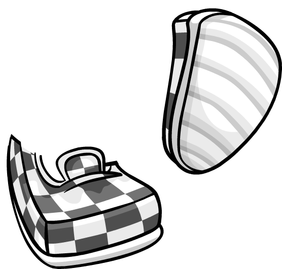 black-checkered-shoes3