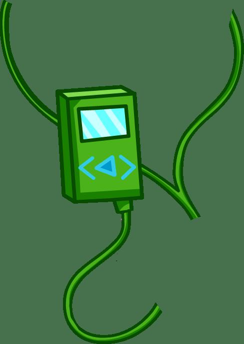 green-mp3000