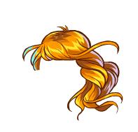 peluca mona