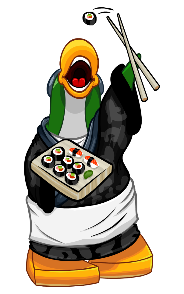 Penguin_Style_May_2013_Sashimi_penguin