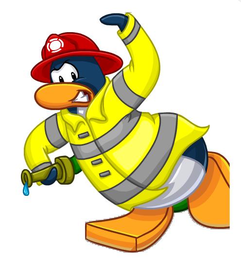 pinguino-bombero