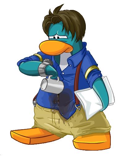pinguino-cansado-trabajar