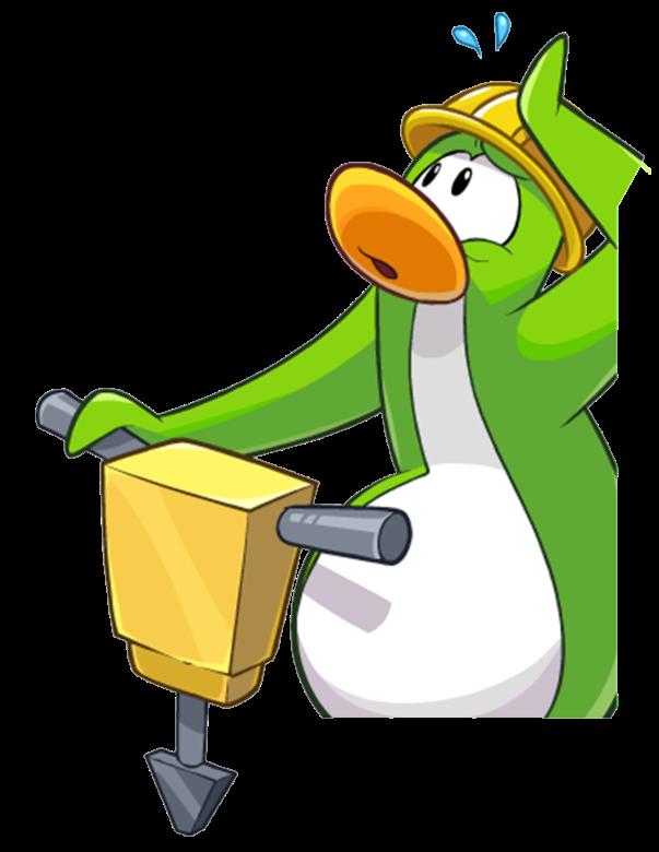 Pinguino satisfecho1