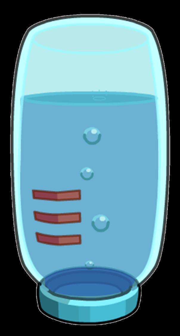 agua para puffles
