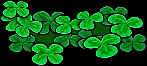 Four Leaf Clover3