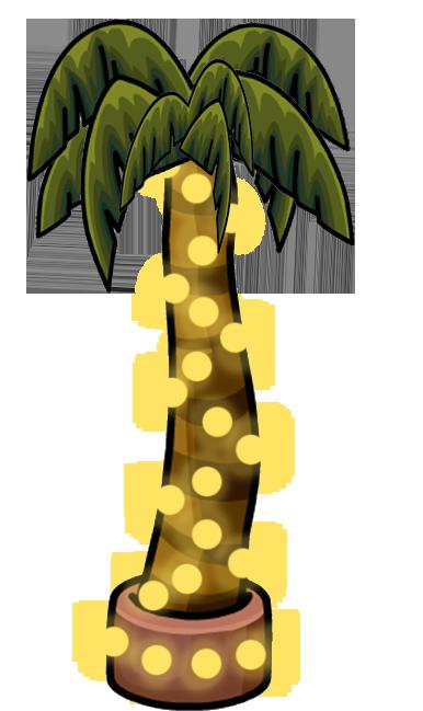 palmera tronco